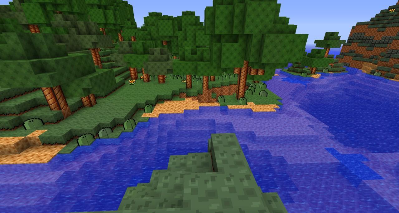 Текстур пак Super Mario All-Stars [16x] для Minecraft 1.5 ...: mody-minecraft.ru/236-tekstur-pak-super-mario-all-stars-16x-dlya...