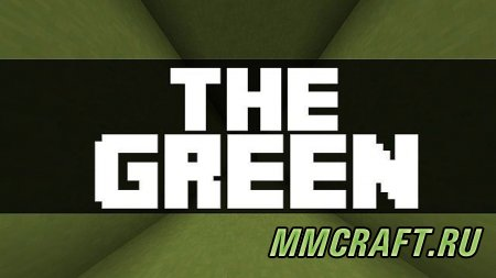 Карта: The Green! - ''Anti-Chamber'' Inspired Puzzle Map!