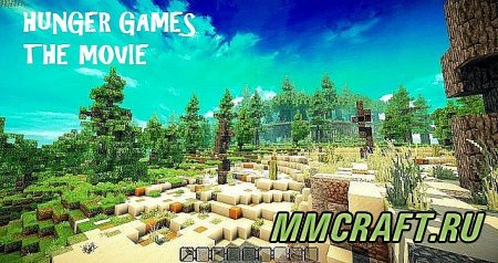 Карта: Survival Games: Hunger Games The Movie Remake