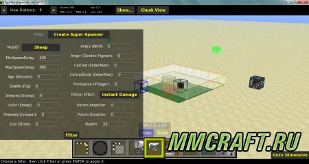 Майнкрафт wiki custom-mob-spawner-dev 1 7 10