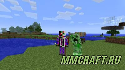Мод Better Animations Collection Revived для Minecraft 1.6.4