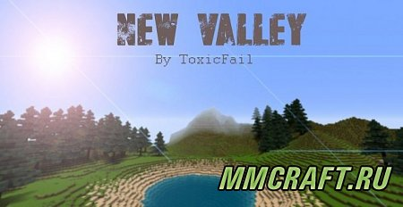 Карта: New Valley