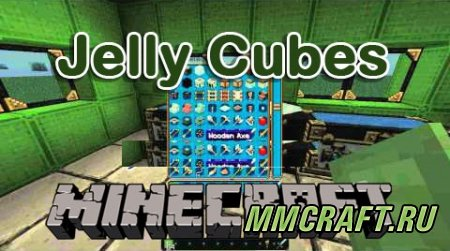 Jelly Cubes 1.6.4