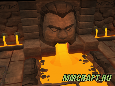 Мод Lava Monsters для Minecraft 1.5.2