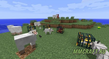 Мод Craftable Monster Spawner для Minecraft 1.8.1
