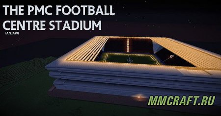 Карта: Football Centre Stadium (Футбольный Стадион)