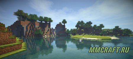 Шейдеры Werrus Shaders для Minecraft 1.8