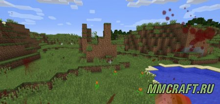 Мод Enhanced Visuals для Minecraft 1.8