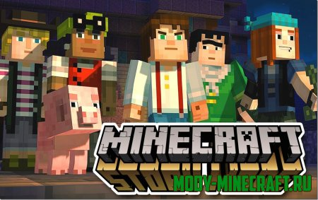Minecraft: Story Mode Episode - 1 Торрент