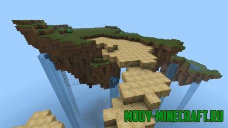 Как поменять биом в Minecraft командой