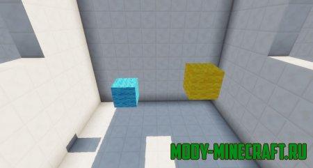 Паркур карта для Minecraft 1.12.2