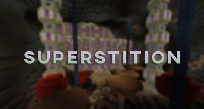 Карта Superstition для Minecraft 1.14.4